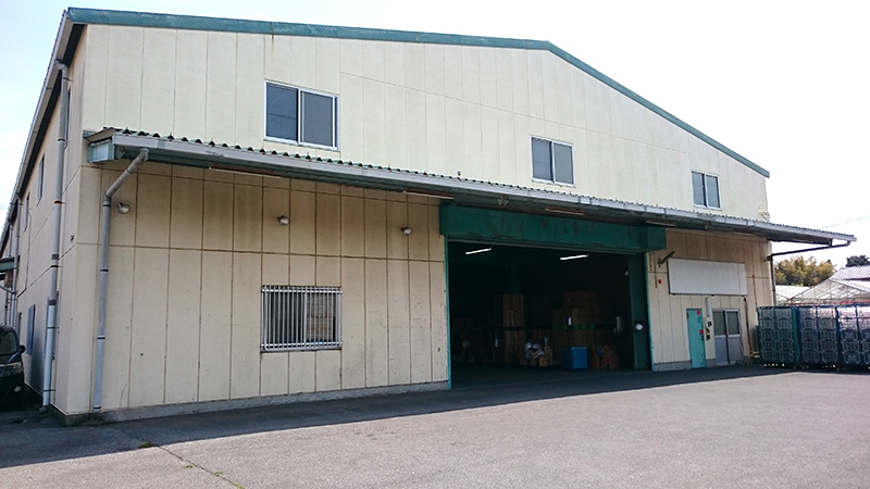 野田鶴奉物流センター